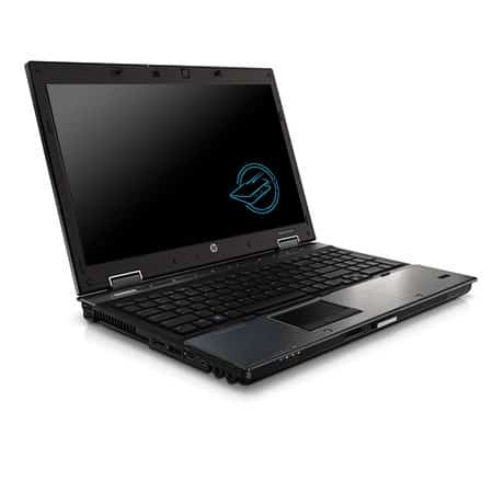 HP 8540w i5