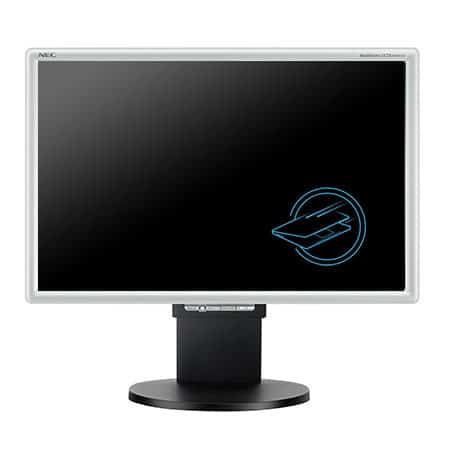 "24"" NEC MultiSync LCD2470WVX"